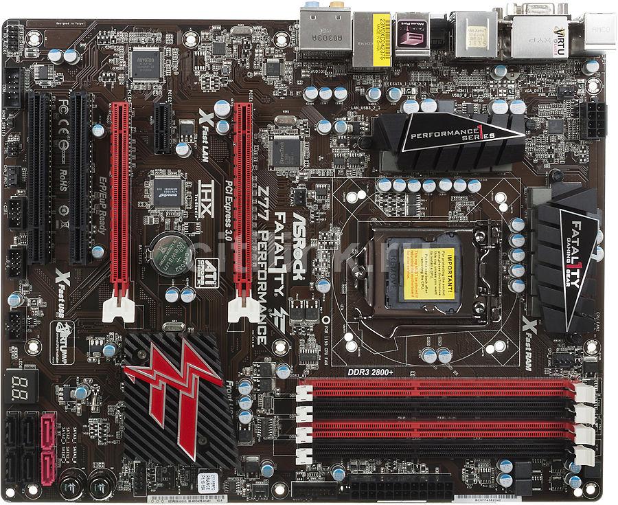 ASRock Fatal1ty Z77 Professional Intel SATA RAID Treiber Herunterladen
