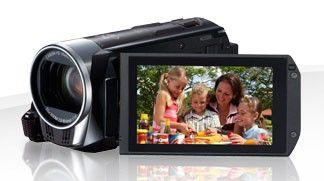 Видеокамера CANON Legria HF R36, черный,  Flash [5976b004]