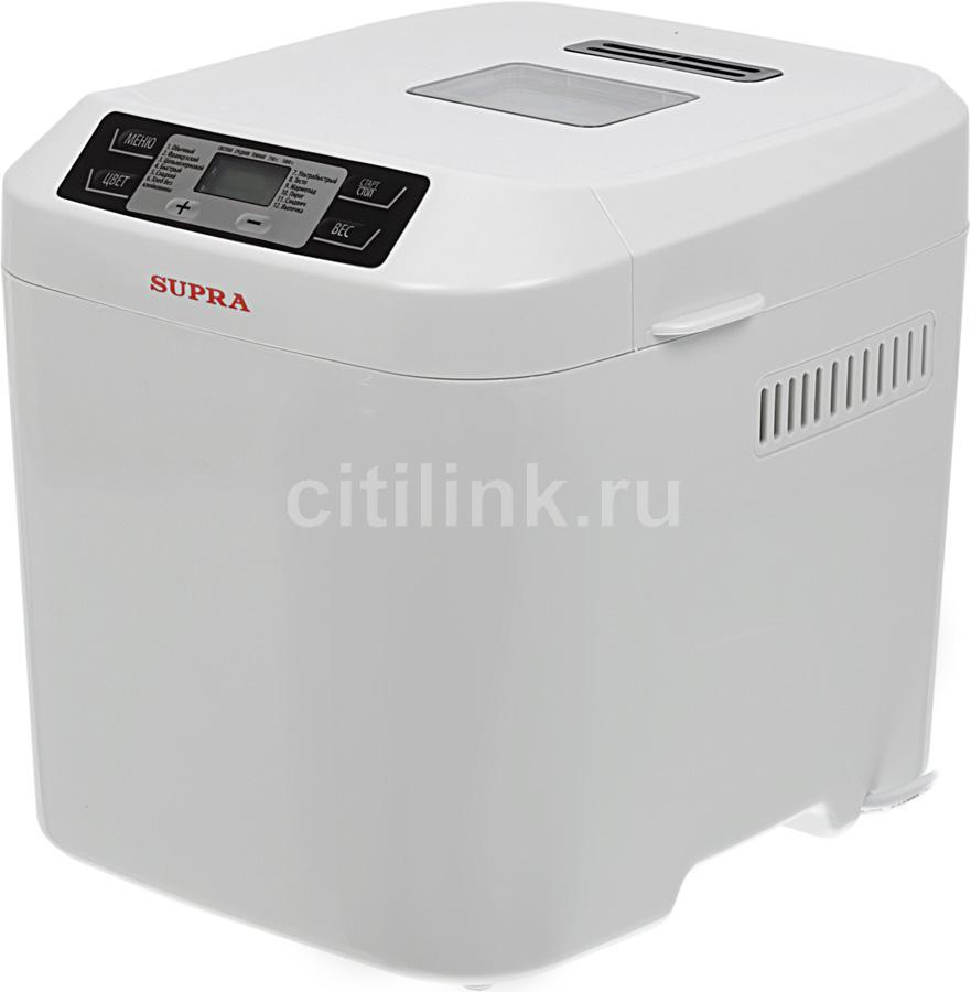 Хлебопечь SUPRA BMS-250,  белый