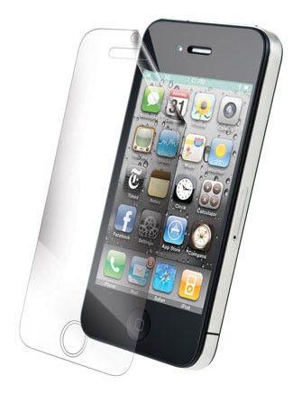 Защитная пленка ZAGG APLIPHONE4GSS  для Apple iPhone 4/4S,  прозрачная, 1 шт