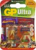 Батарея GP Ultra 24AUDM3-2CR4,  4 шт. AAA вид 1