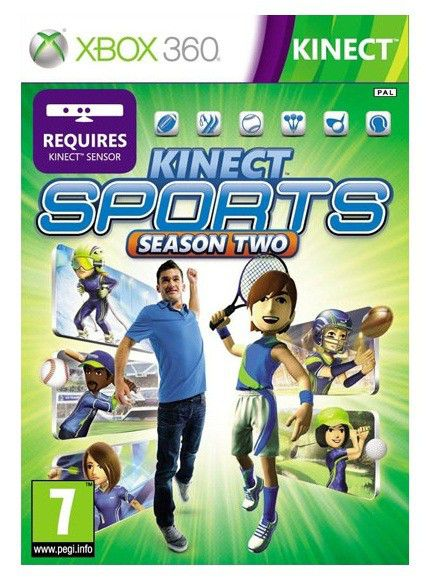 Игра MICROSOFT Kinect Sports 2 для  Xbox360 Rus