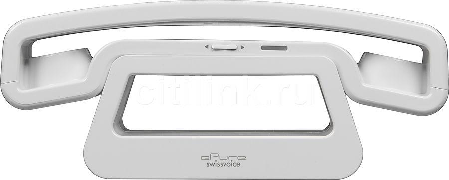 Радиотелефон SWISSVOICE ePure,  белый [epure white]
