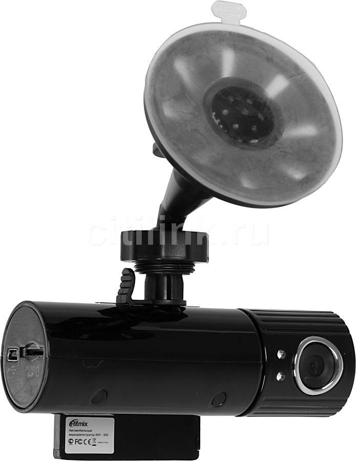 Видеорегистратор RITMIX AVR-450 черный