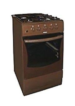 Газовая плита HANSA FCGB54001019,  газовая духовка,  коричневый