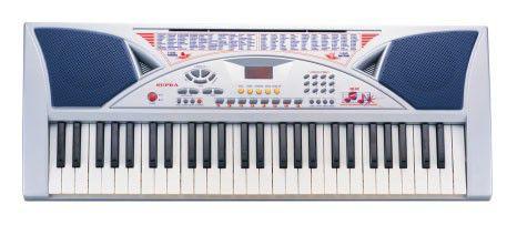 Синтезатор SUPRA SKB-542, 54, невзвешенная, полноразмерные, 8