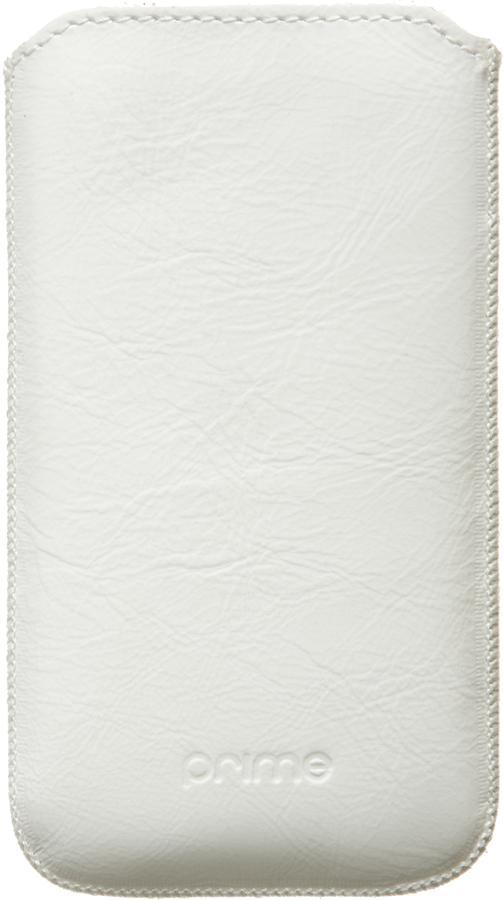 Чехол (футляр) DEPPA Prime Classic, для Sony Xperia S, белый (лак) [063]