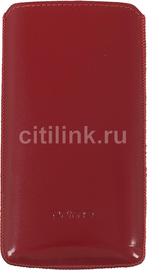 Чехол (футляр) DEPPA Prime Classic, для Sony Xperia S, красный (лак) [063]