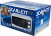 Микроволновая печь Scarlett SC-1705 (RUS) (отремонтированный) вид 7