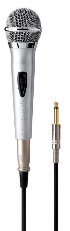 Микрофон YAMAHA DM-305,  серебристый