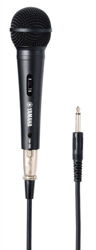 Микрофон YAMAHA DM-105,  черный