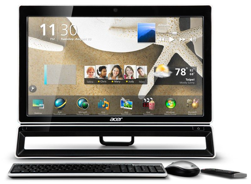 Моноблок ACER Aspire Z3770, Intel Core i3 2120, 4Гб, 500Гб, nVIDIA GeForce GT620 - 2048 Мб, DVD-RW, Windows 7 Home Basic, черный и серебристый [do.sk8er.002]