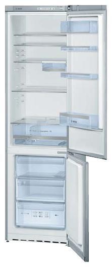 Холодильник BOSCH KGV39VL20R,  двухкамерный,  серебристый