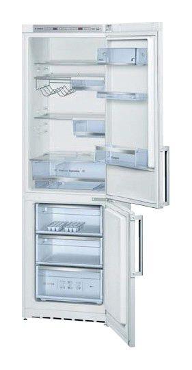 Холодильник BOSCH KGE36AW20R,  двухкамерный,  белый