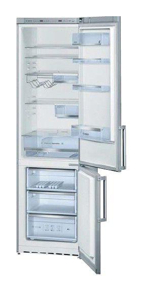 Холодильник BOSCH KGE39AL20R,  двухкамерный,  серебристый