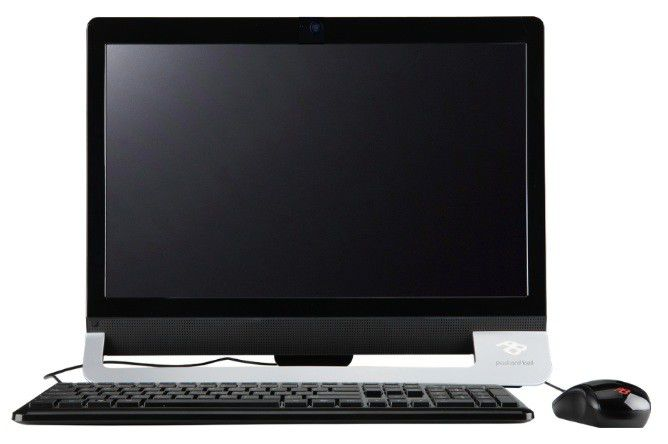 Моноблок ACER Packard Bell oneTwo L5870, Intel Core i3, 4Гб, 500Гб, nVIDIA GeForce GT520 - 2048 Мб, DVD-RW, Windows 7 Home Premium [do.u6ner.002]