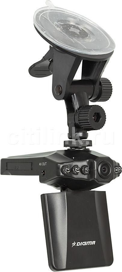 Видеорегистратор DIGMA D-Vision DVR10 черный