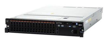 Сервер IBM ExpSell x3650M4 2xE5-2650/2x8192/3x300 10K/HS 2.5