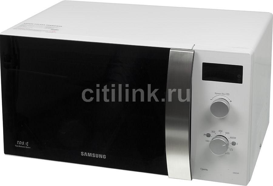 Микроволновая печь SAMSUNG GE82VR, белый