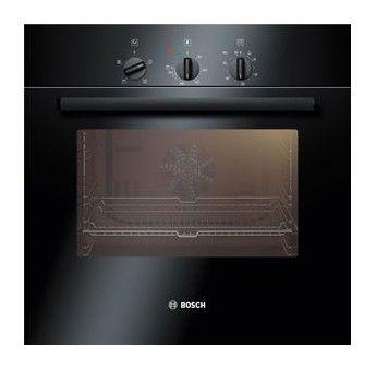 Духовой шкаф BOSCH HBN211S0,  черный