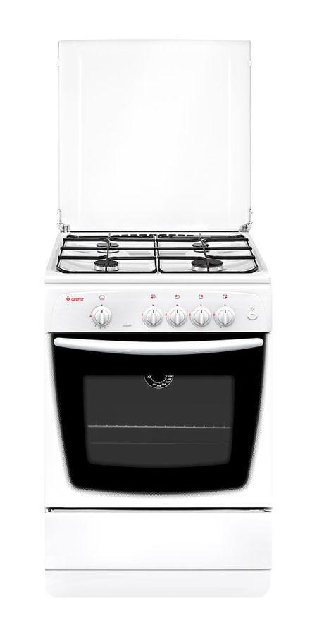 Газовая плита GEFEST ПГ 1200-С7,  газовая духовка,  белый