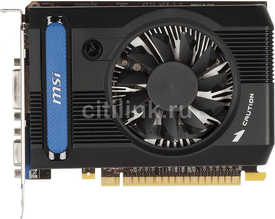 Видеокарта MSI GeForce GT 640,  2Гб, DDR3, Ret [n640gt-md2gd3 v2]