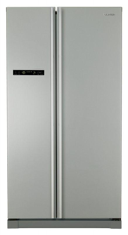 Холодильник SAMSUNG RSA1SHSL1,  двухкамерный,  серебристый [rsa1shsl1/bwt]