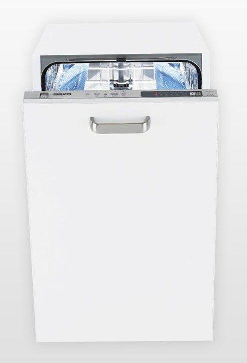Посудомоечная машина BEKO DIS 1520,  серебристый