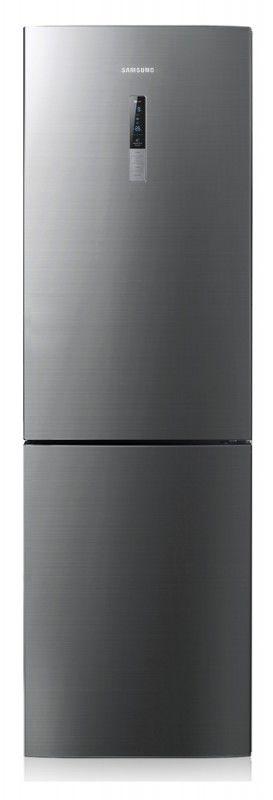Холодильник SAMSUNG RL59GYBIH1,  двухкамерный,  серебристый [rl59gybih1/bwt]