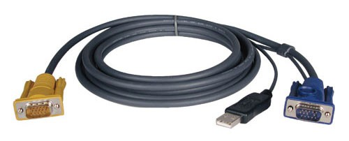 Кабель Tripplite (P776-006) KVM USB Cable Kit for B020/B022 Series Switches - 6 ft.