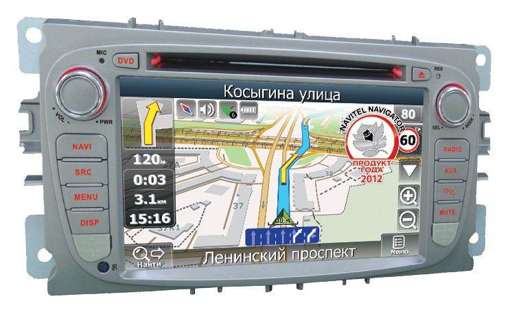 Автомагнитола VELAS V-FMG,  Ford Mondeo (2007+), Focus II (2007-2011), S-Max (2006+), Galaxy III (2006+),  USB,  SD