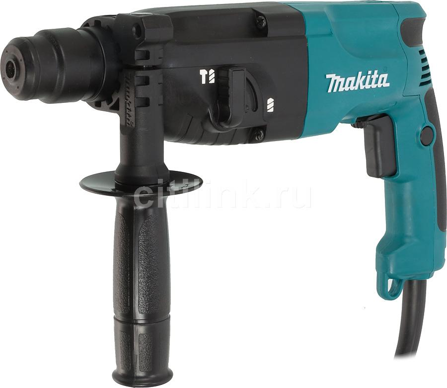 Перфоратор MAKITA HR2440  перфоратор makita hr2470ft sds plus 780вт бзп