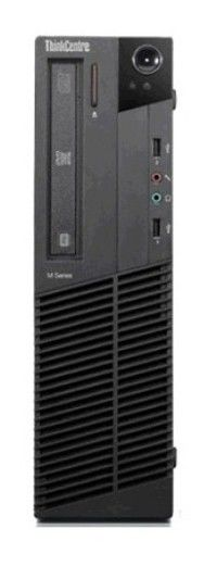 Компьютер  LENOVO ThinkCentre M81,  Intel  Core i3  2100,  DDR3 2Гб, 320Гб,  Intel HD Graphics,  DVD-RW,  Windows 7 Professional [5049ra2]