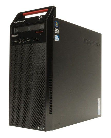 Компьютер  LENOVO ThinkCentre Edge 71 SFF,  Intel  Pentium Dual-Core  G840,  DDR3 2Гб, 320Гб,  Intel HD Graphics,  DVD-RW,  CR,  Windows 7 Professional,  черный [sgka8ru]