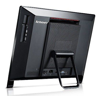 Моноблок LENOVO ThinkCentre Edge 91z, Intel Core i5 2500, 4Гб, 500Гб, AMD Radeon HD 6750 - 1024 Мб, DVD-RW, Windows 7 Home Premium, черный [swgd6ru]
