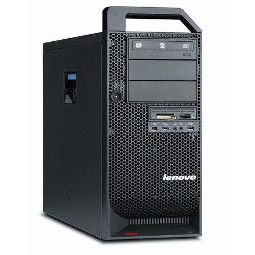 Рабочая станция  LENOVO ThinkStation C20,  Intel  Xeon  E5620,  DDR3 6Гб, 500Гб,  DVD-RW,  CR,  Free DOS,  черный [ssd62ru]