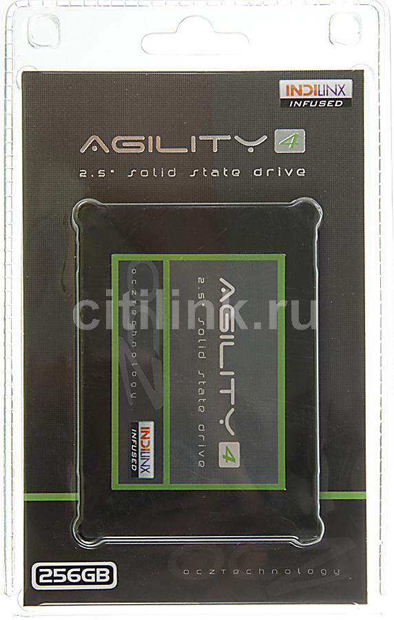 Накопитель SSD OCZ Agility 4 AGT4-25SAT3-256G 256Гб, 2.5