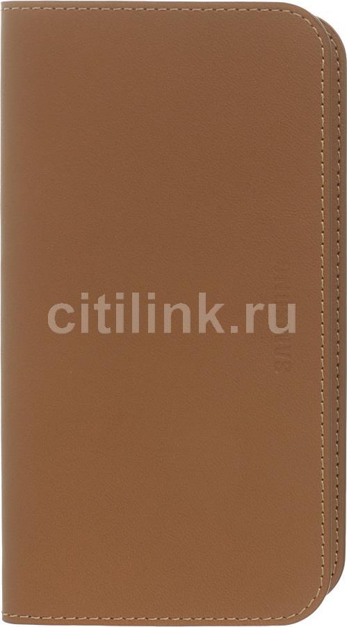 Чехол (футляр) SAMSUNG EF-C1A2L, для Samsung Galaxy S II, коричневый [ef-c1a2lcecstd]