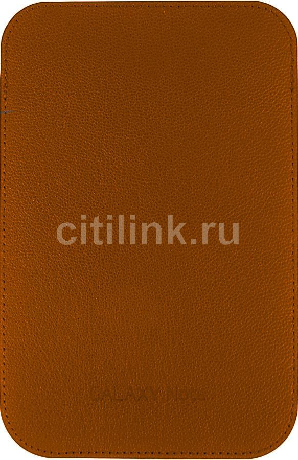 Чехол (футляр) SAMSUNG EFC-1E1LO, для Samsung Note, оранжевый [efc-1e1loecstd]