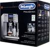 Кофемашина DELONGHI PrimaDonna Avant ESAM6600,  серебристый вид 11