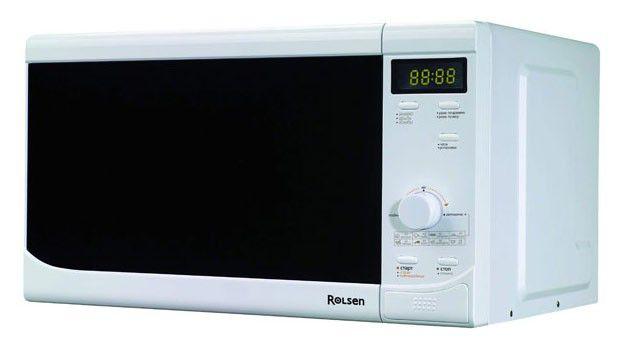 Микроволновая печь ROLSEN MG1770TD, белый