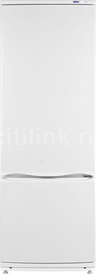Холодильник АТЛАНТ XM-4013-022,  двухкамерный, белый