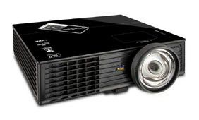Проектор VIEWSONIC PJD6353 черный [vs14555]