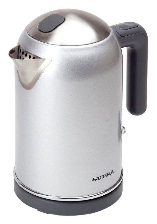 Чайник электрический SUPRA KES-1733, 2000Вт, серебристый