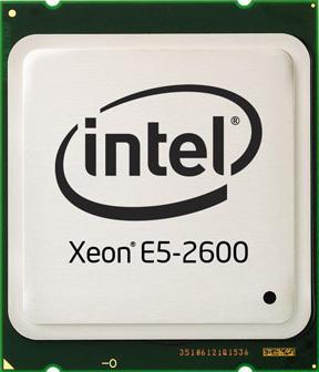 Процессор для серверов IBM Xeon E5-2660 2.2ГГц [81y9299]