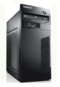Компьютер  LENOVO ThinkCentre M71e,  Intel  Core i3  2120,  DDR3 2Гб, 250Гб,  Intel HD Graphics 2000,  DVD-RW,  Windows 7 Professional,  черный [3157an7]