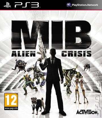 Игра SOFT CLUB Men in Black: Alien Crisis для  PlayStation3 Rus (документация)