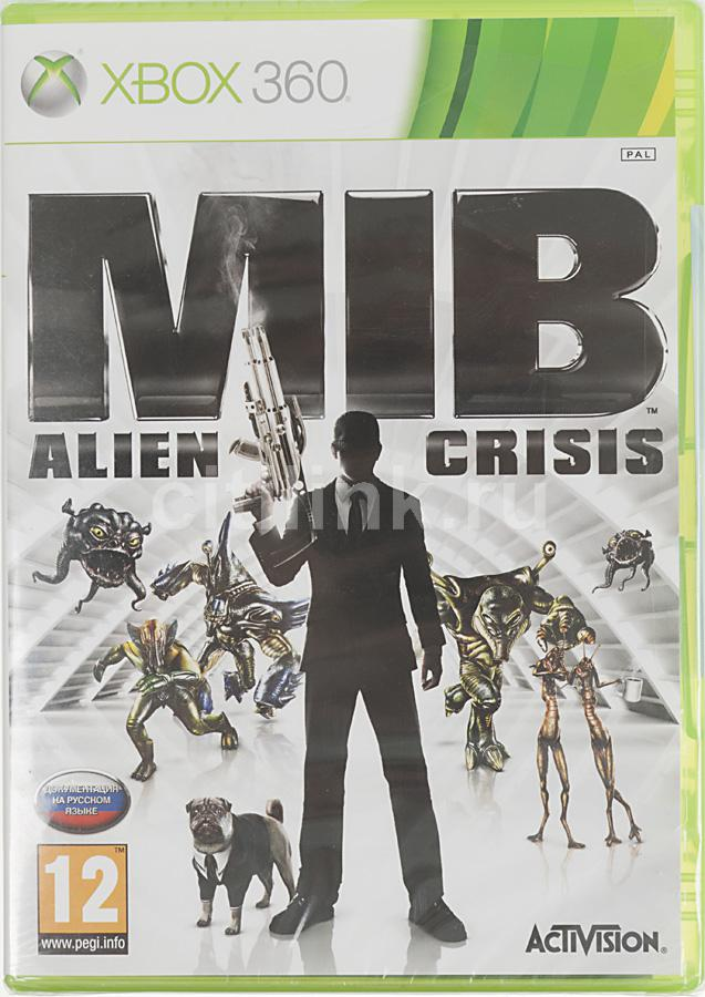 Игра SOFT CLUB Men in Black: Alien Crisis для  Xbox360 Rus (документация)
