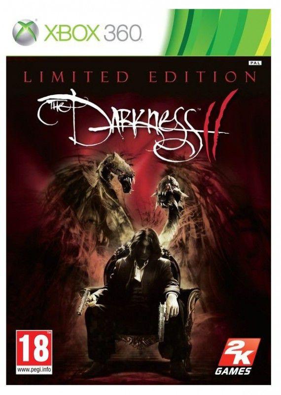Игра MICROSOFT Darkness II для  Xbox360 Rus (документация)