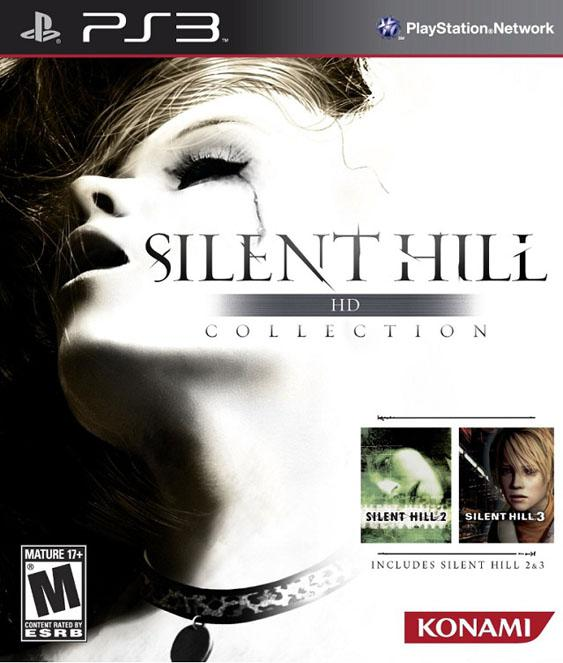 Игра SONY Silent Hill HD Collection для  PlayStation3 Eng